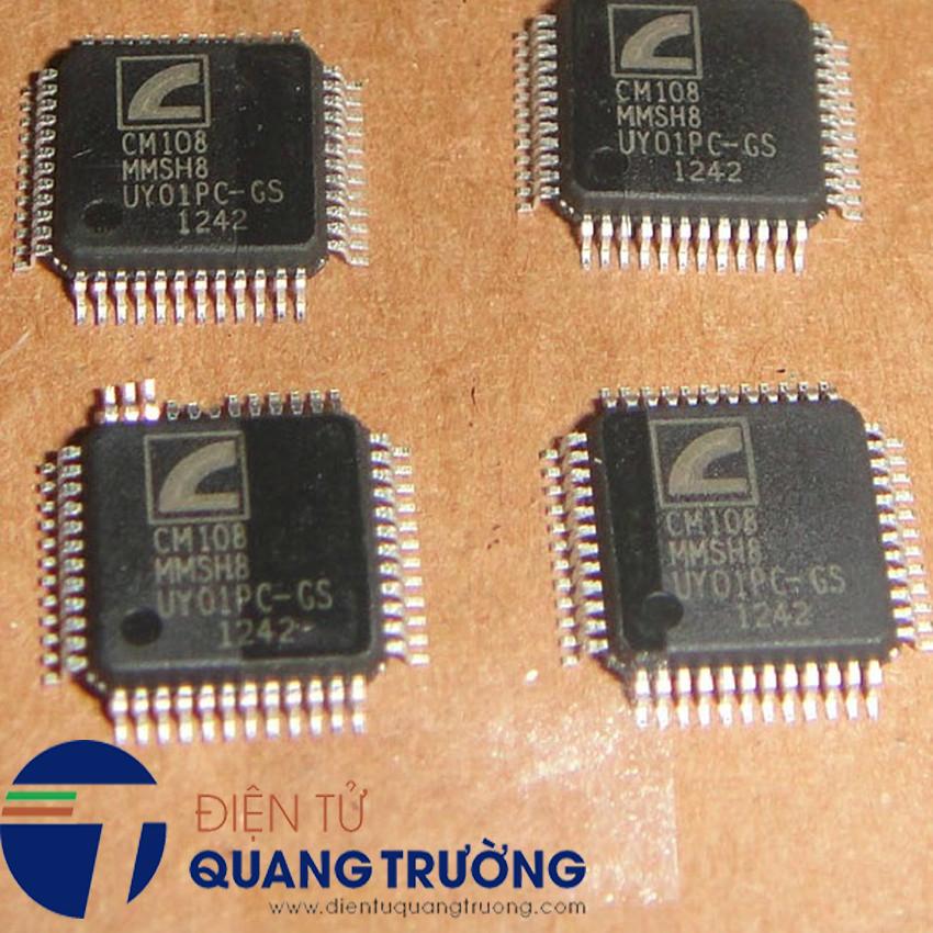 Chíp CM108 ( IC CM108)